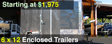 Enclosed Trailers 6x12 Image