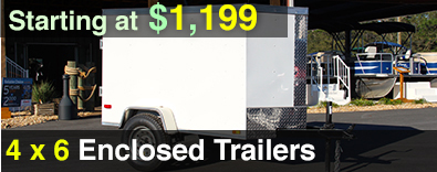 Enclosed Trailers 4x6 Image